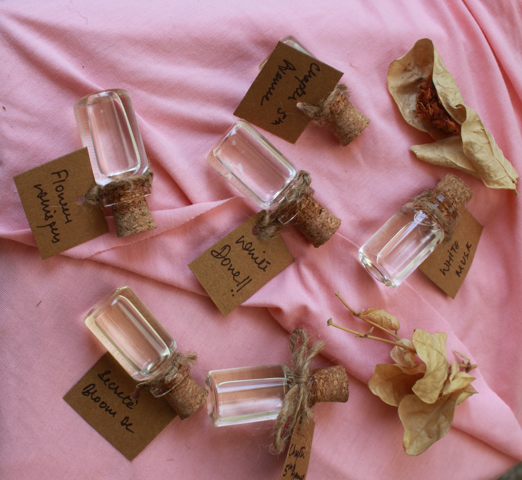 Miniatures Body Perfume for Her & Him